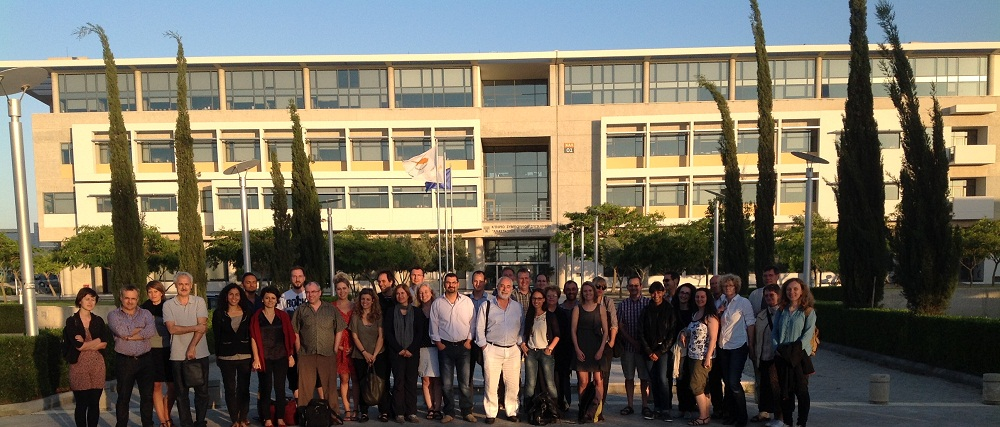COST Meeting in Cyprus Group Photo 2