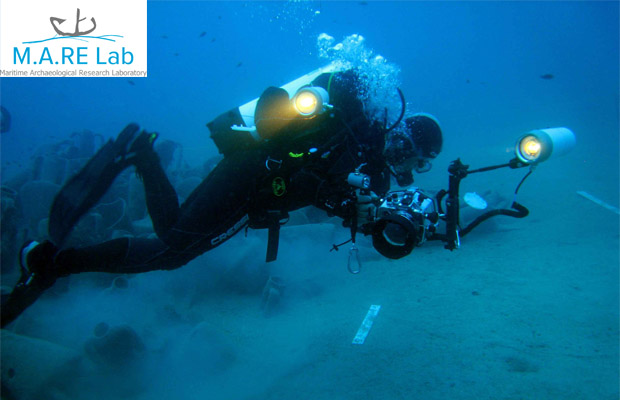 Laboratories - Εργαστήρια: Maritime Archaeological Research Laboratory (M.A.RE Lab)