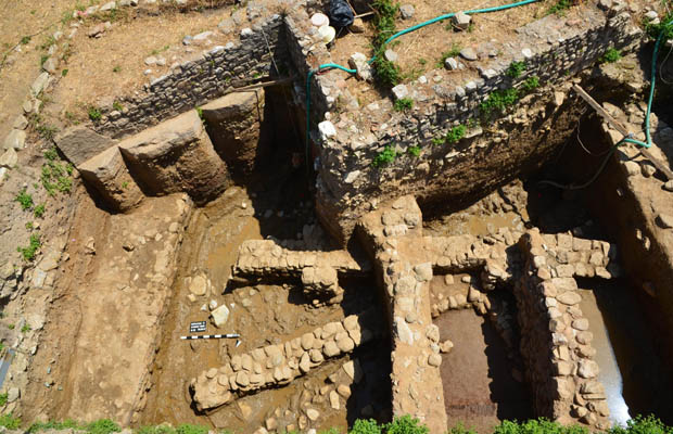 Systematic Excavations: Heraion of Samos - Συστηματικές Ανασκαφές: Ηραίον Σάμου