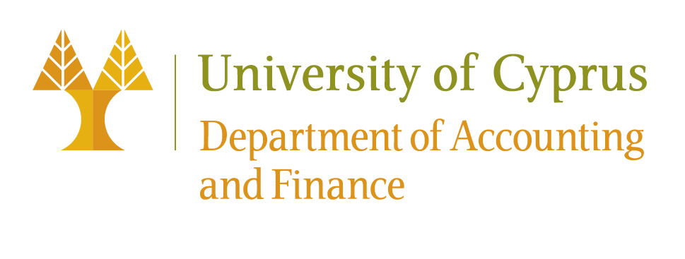 Department of Accounting and Finance en