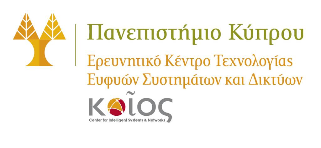KIOS Research Center for Intelligent Systems and Networks with KOIOS gr