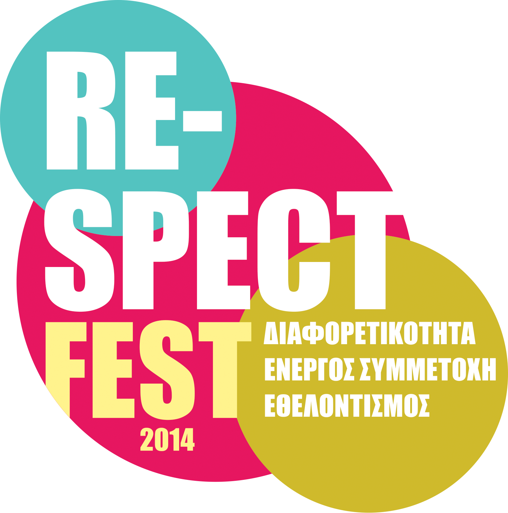 final logo RESPECT FEST with text