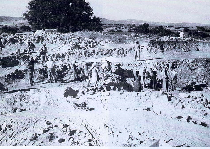 BM-1. Excavations by the British Mission