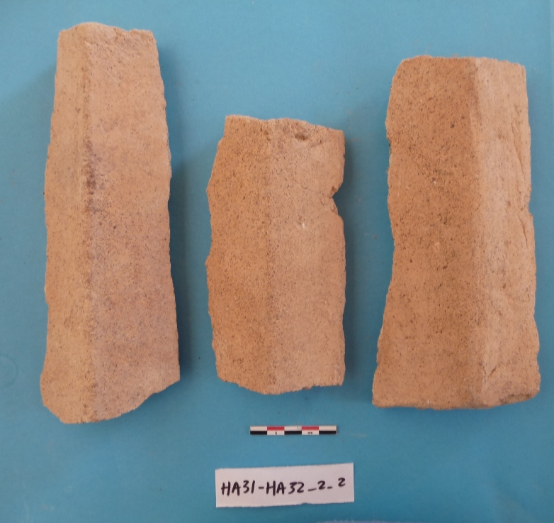 11. Roof tiles from HA31-HA32